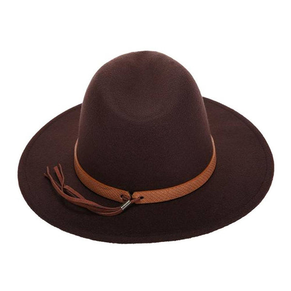 Hat - Old Snake Fedora Hat