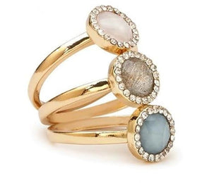 Gracie Stack Rings