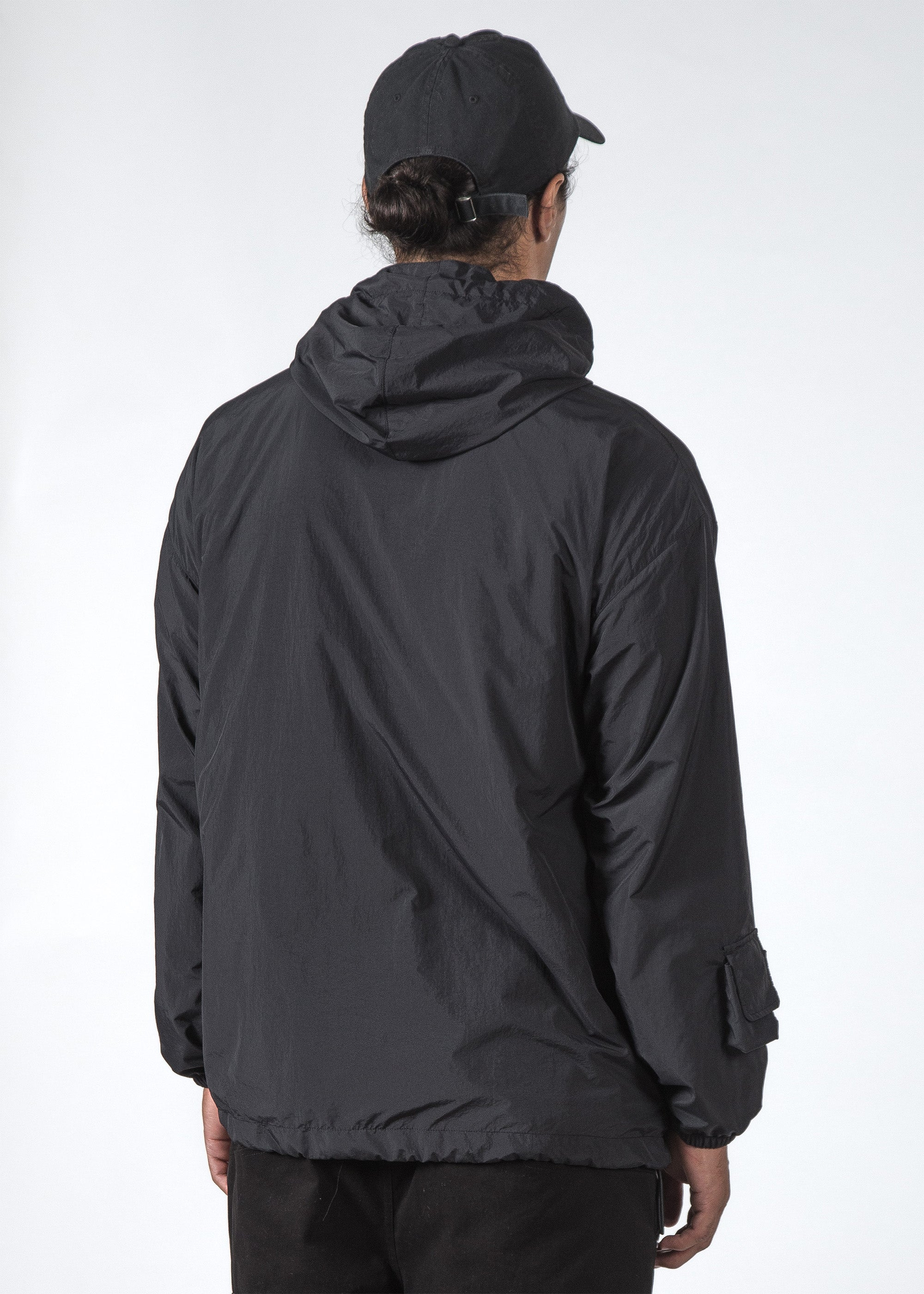 THE CASE JACKET BLACK