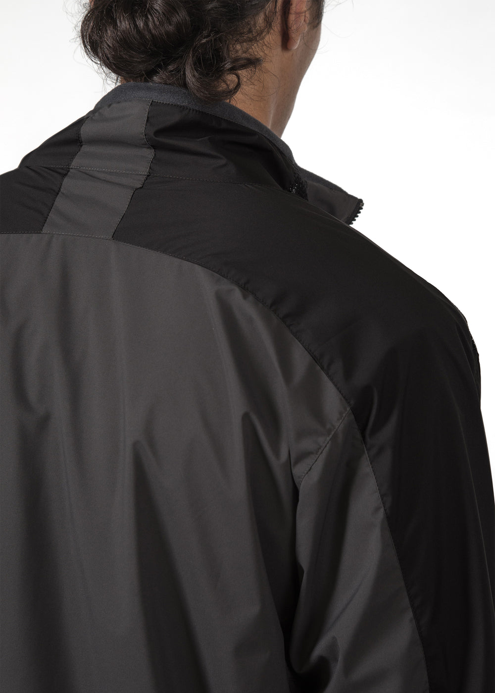 THE METRIC JACKET OFF BLACK/BLACK