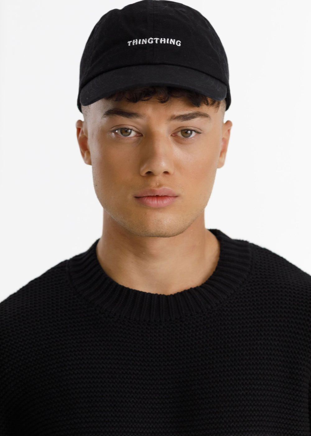 IDLE CAP - Black