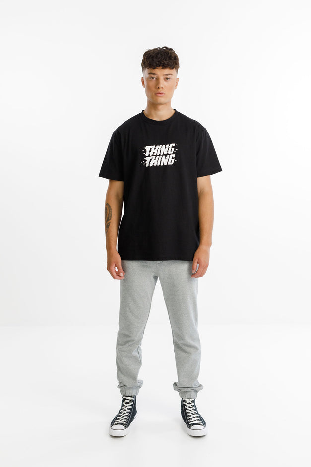 SS TEE - Tracer Black