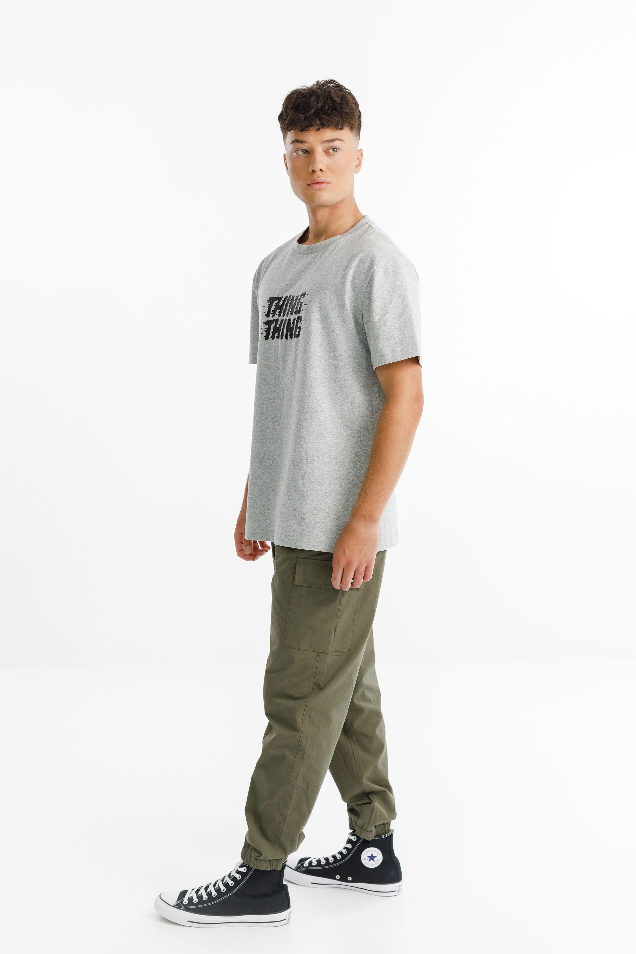 GROUND CARGO PANT - Army
