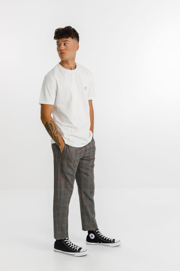 ALPHA PANT - Smoky Plaid