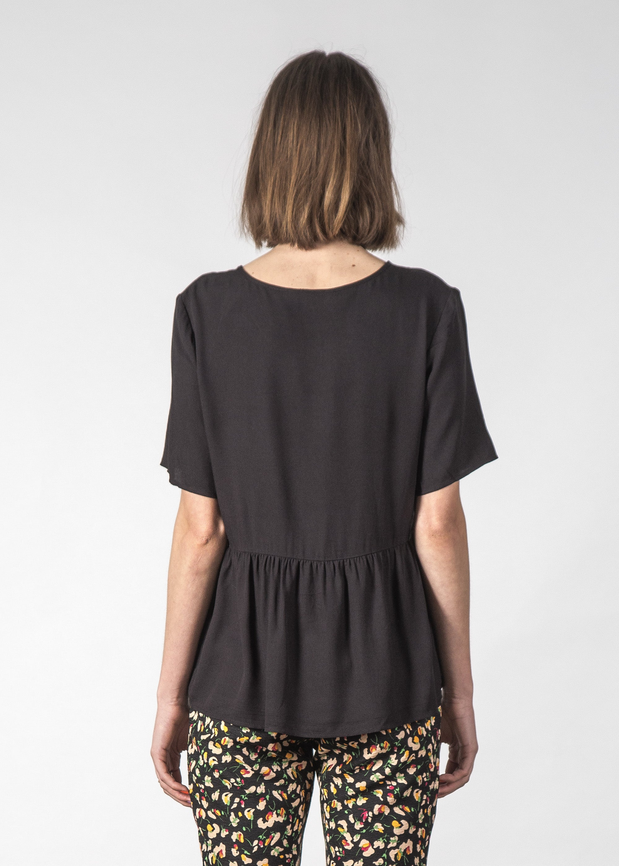HOLLY TOP BLACK