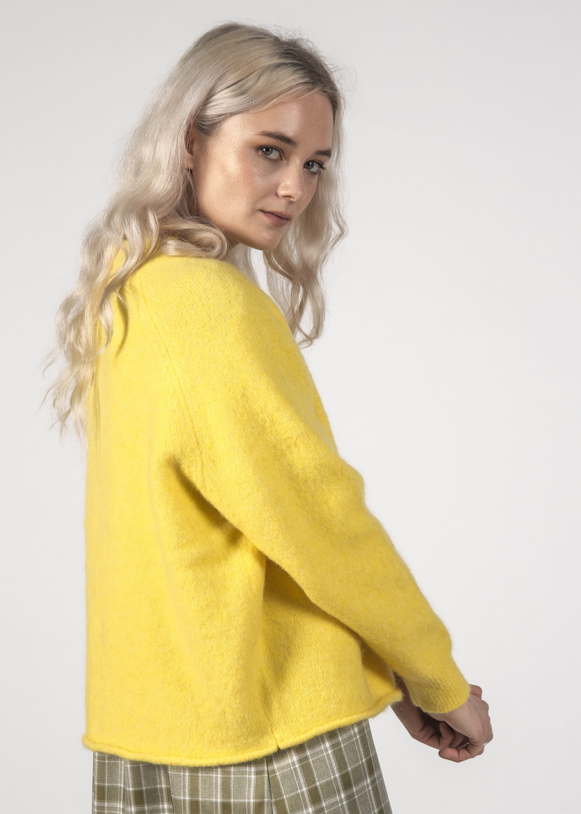 MILA JUMPER - YELLOW