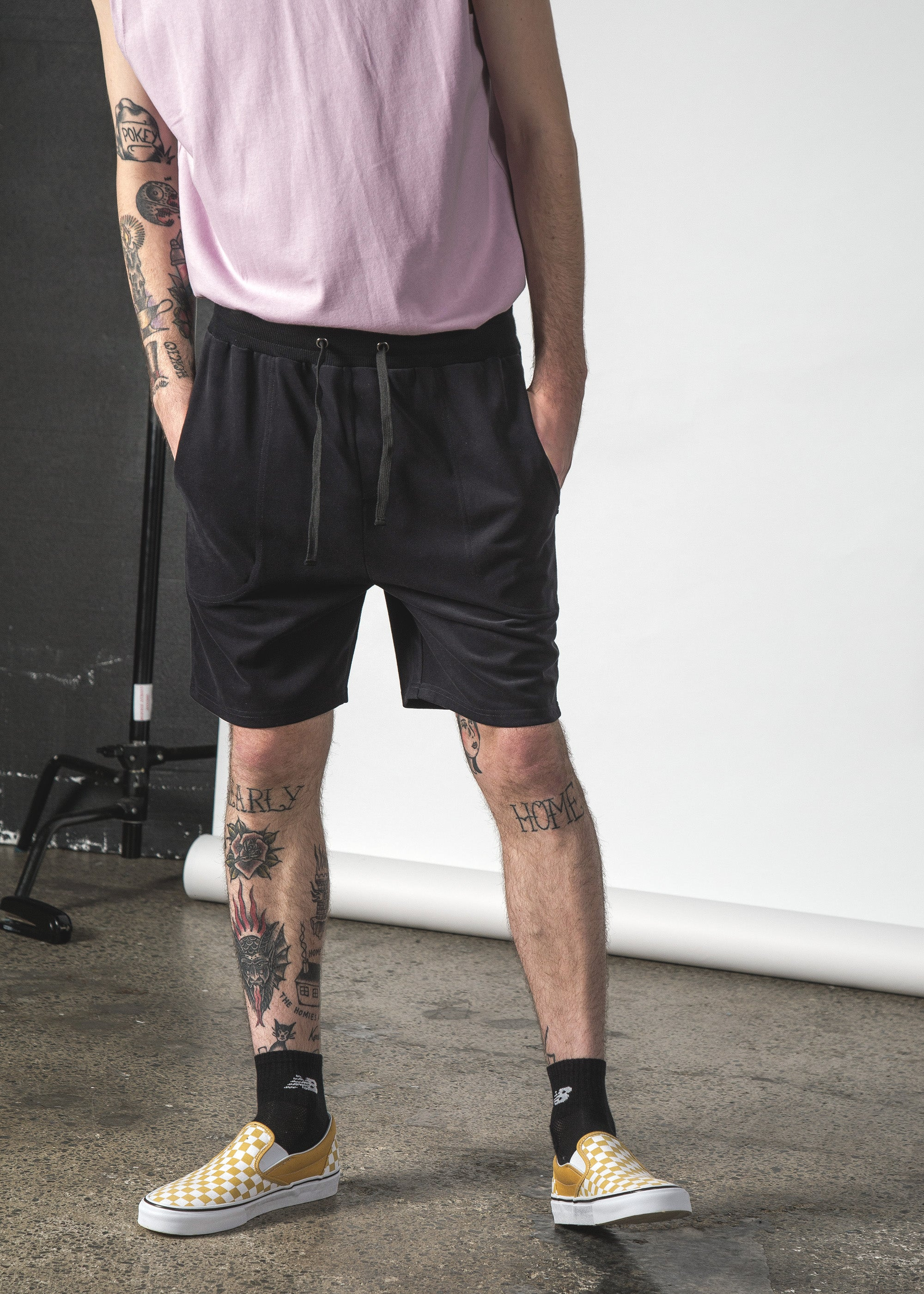 RONIN JERSERY SHORT BLACK