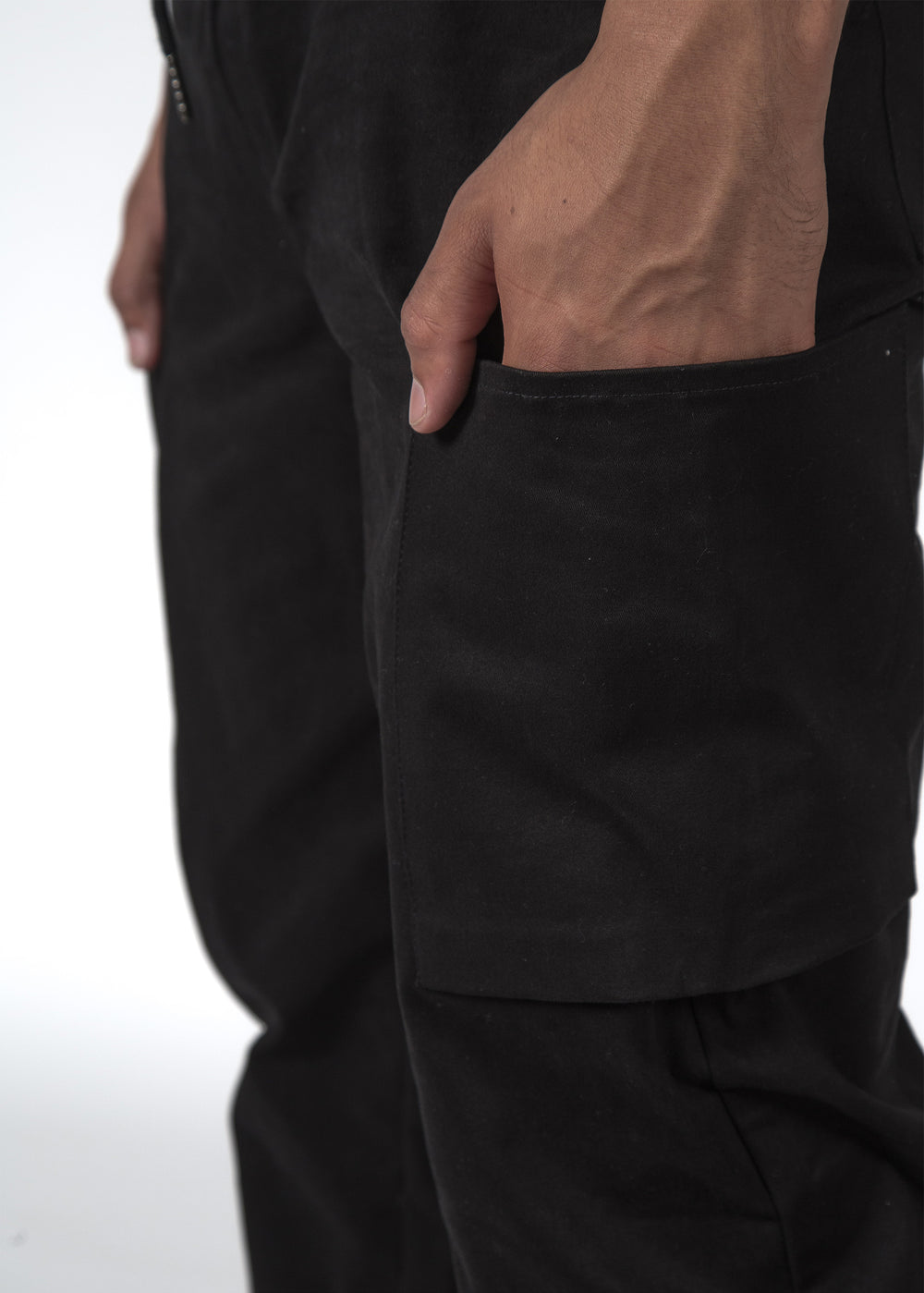 THE STOW PANT BLACK