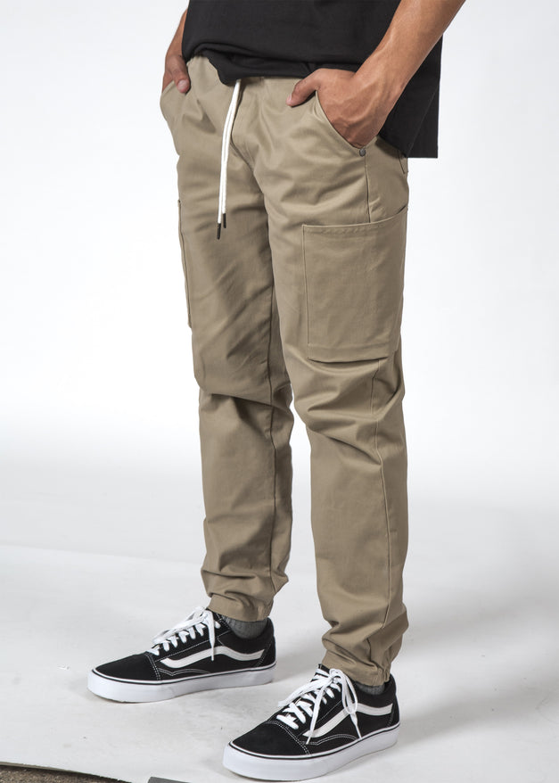 THE STOW PANT TAN