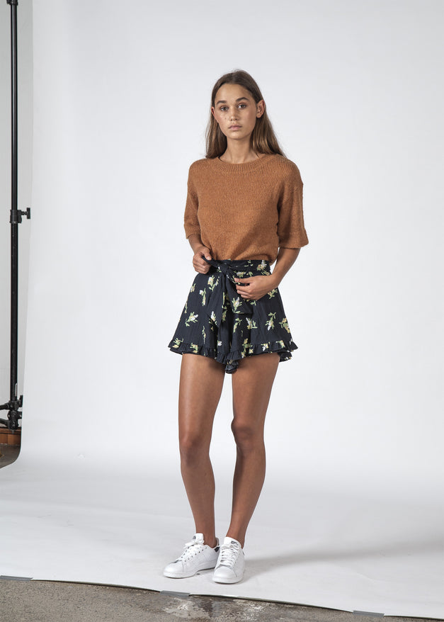 THE ENDLESS SHORT JASMIN FLORAL