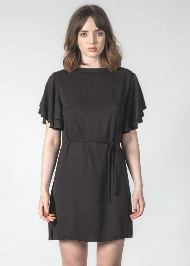 TINKER DRESS BLACK