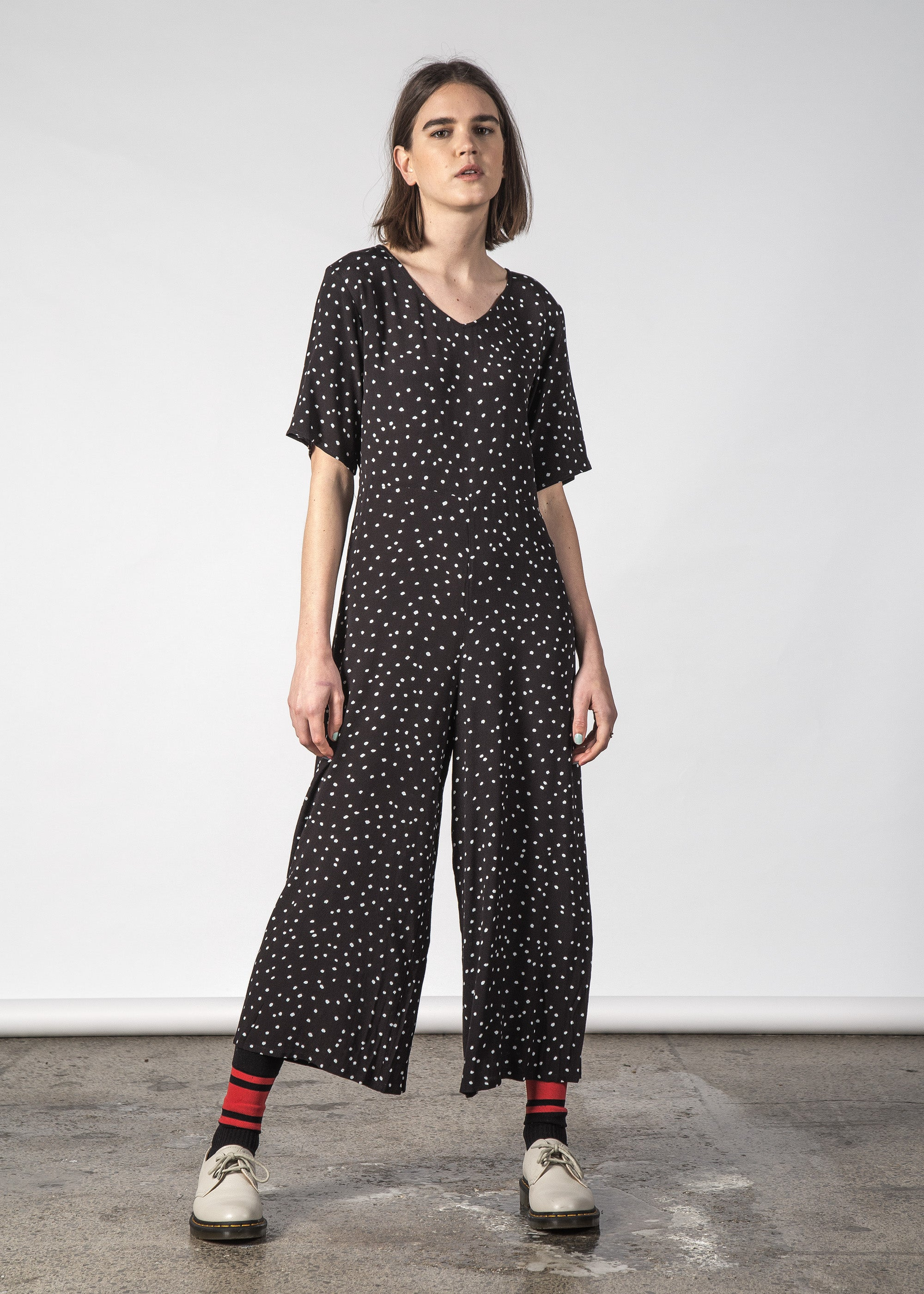 ZEPHYR JUMPSUIT STARRY NIGHT
