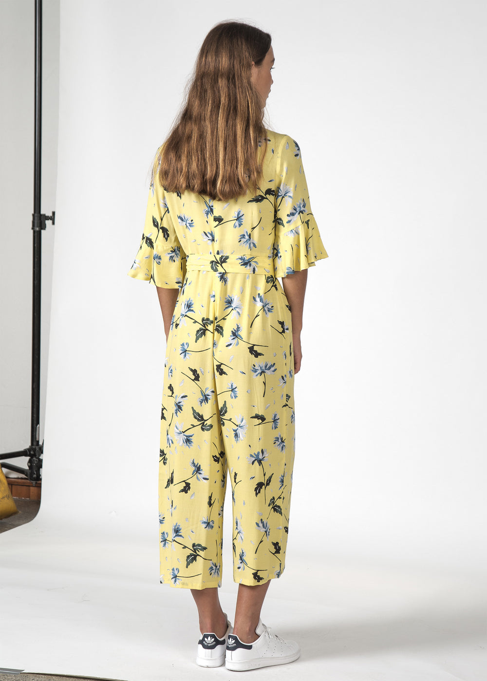 THE FREYA JUMPSUIT SPRING BOUQUET