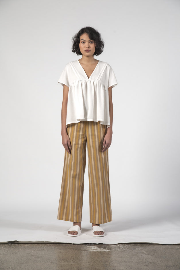 BEACH PANTS - Beach Stripe