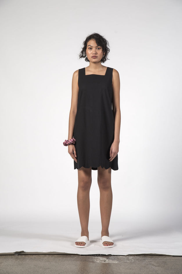 SALE - CHLOE DRESS - Black
