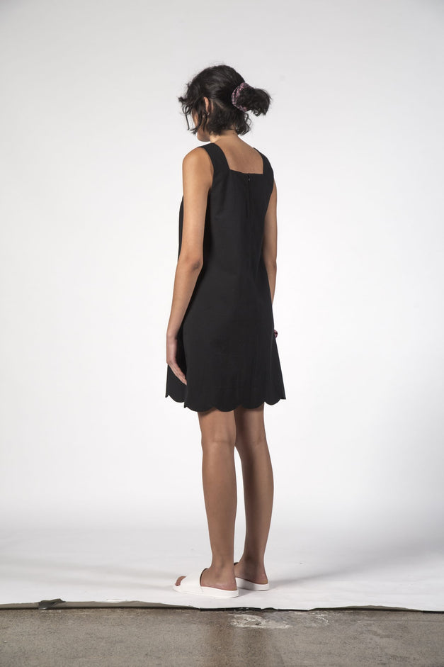 CHLOE DRESS - Black
