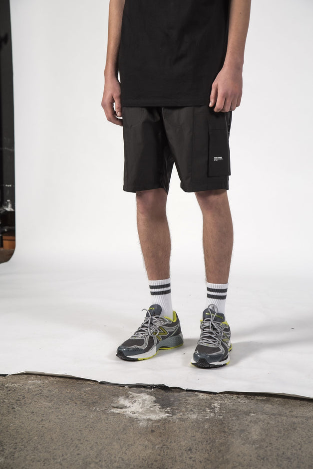 CRON SHORT - Black