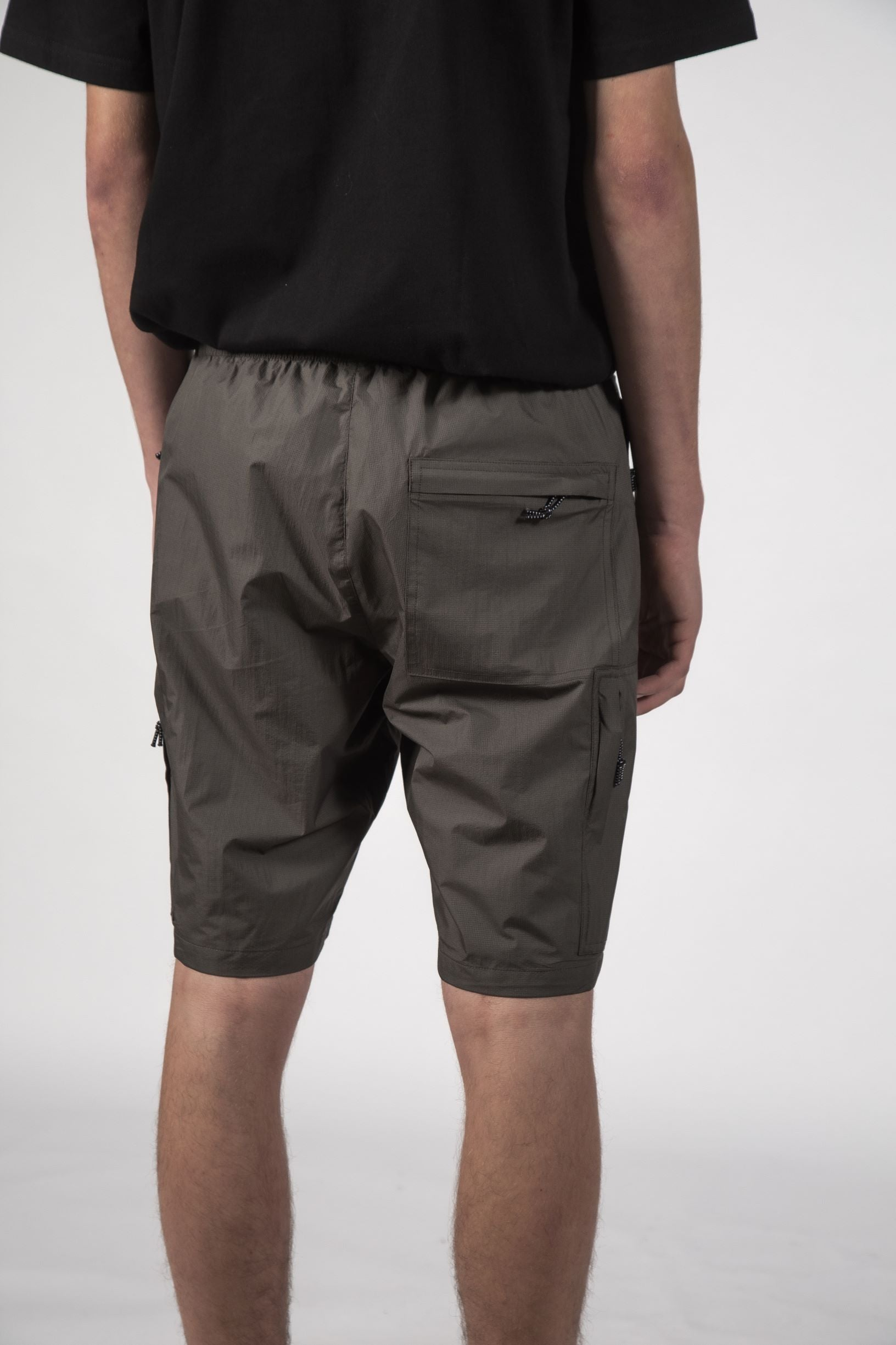 SALE - CRON SHORT - Coal