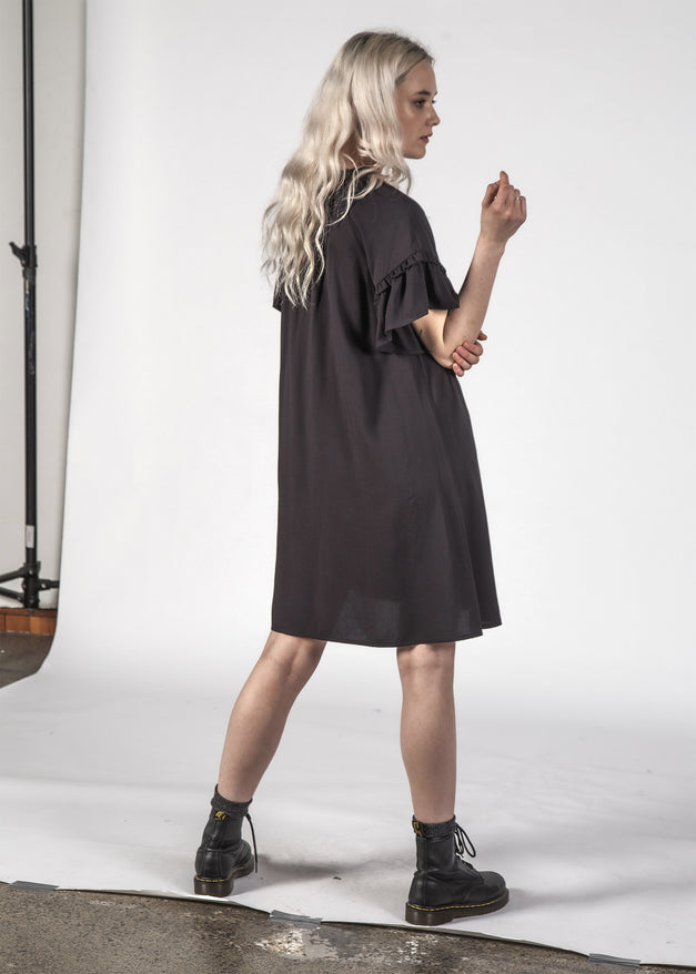 SALE - EVIE DRESS - Black