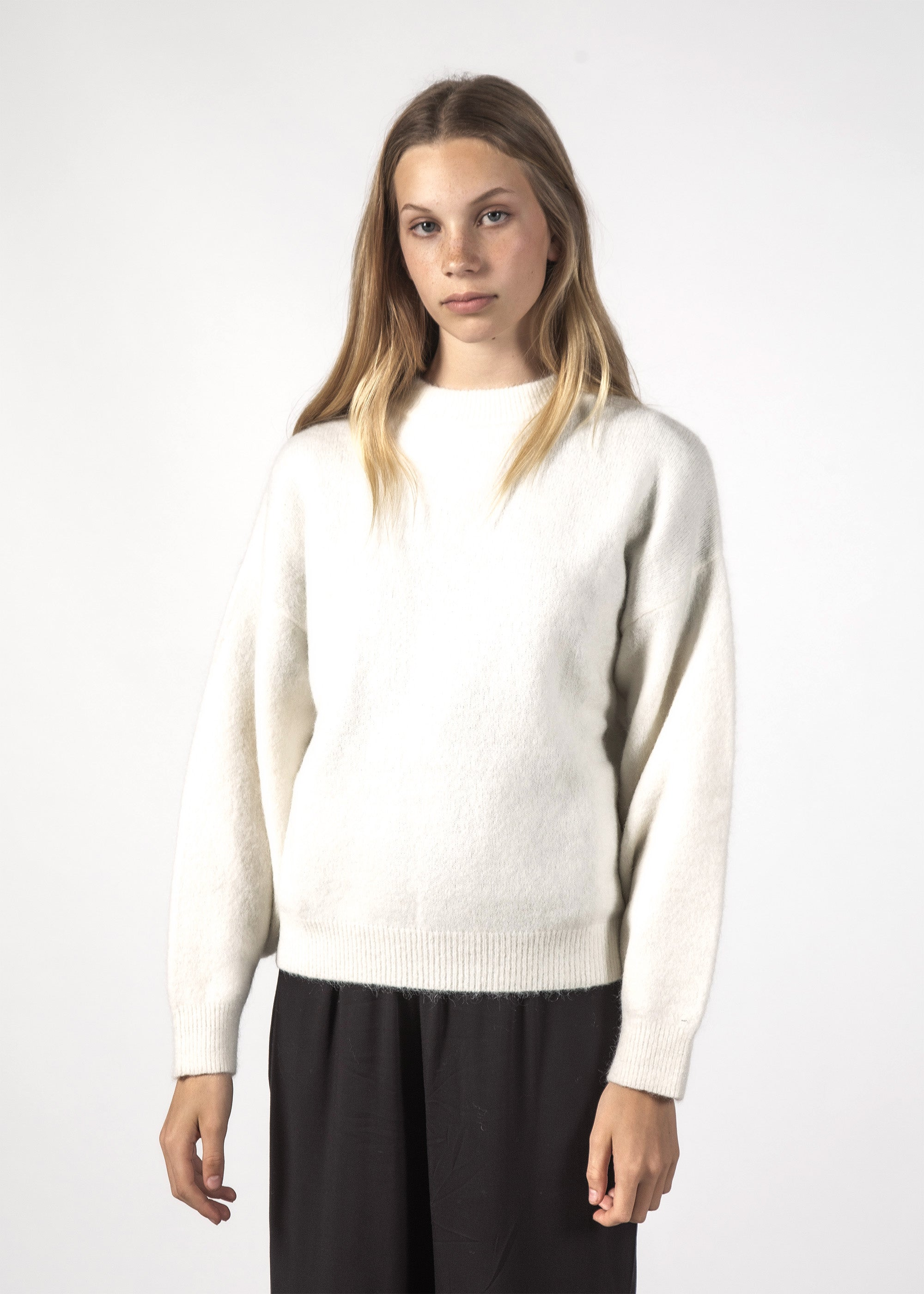 GIO JUMPER - WHITE