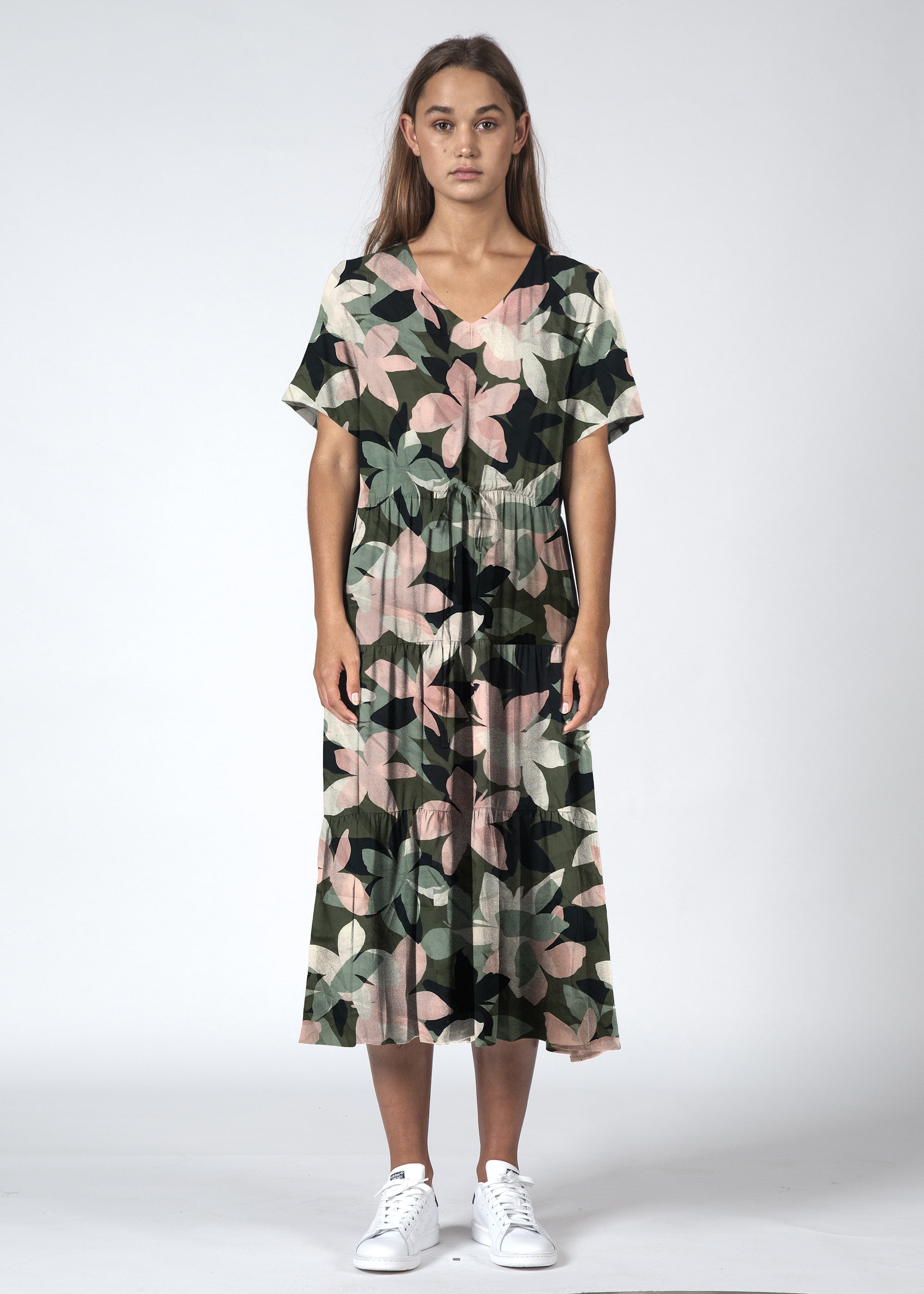 THE GARDEN DRESS BALMY