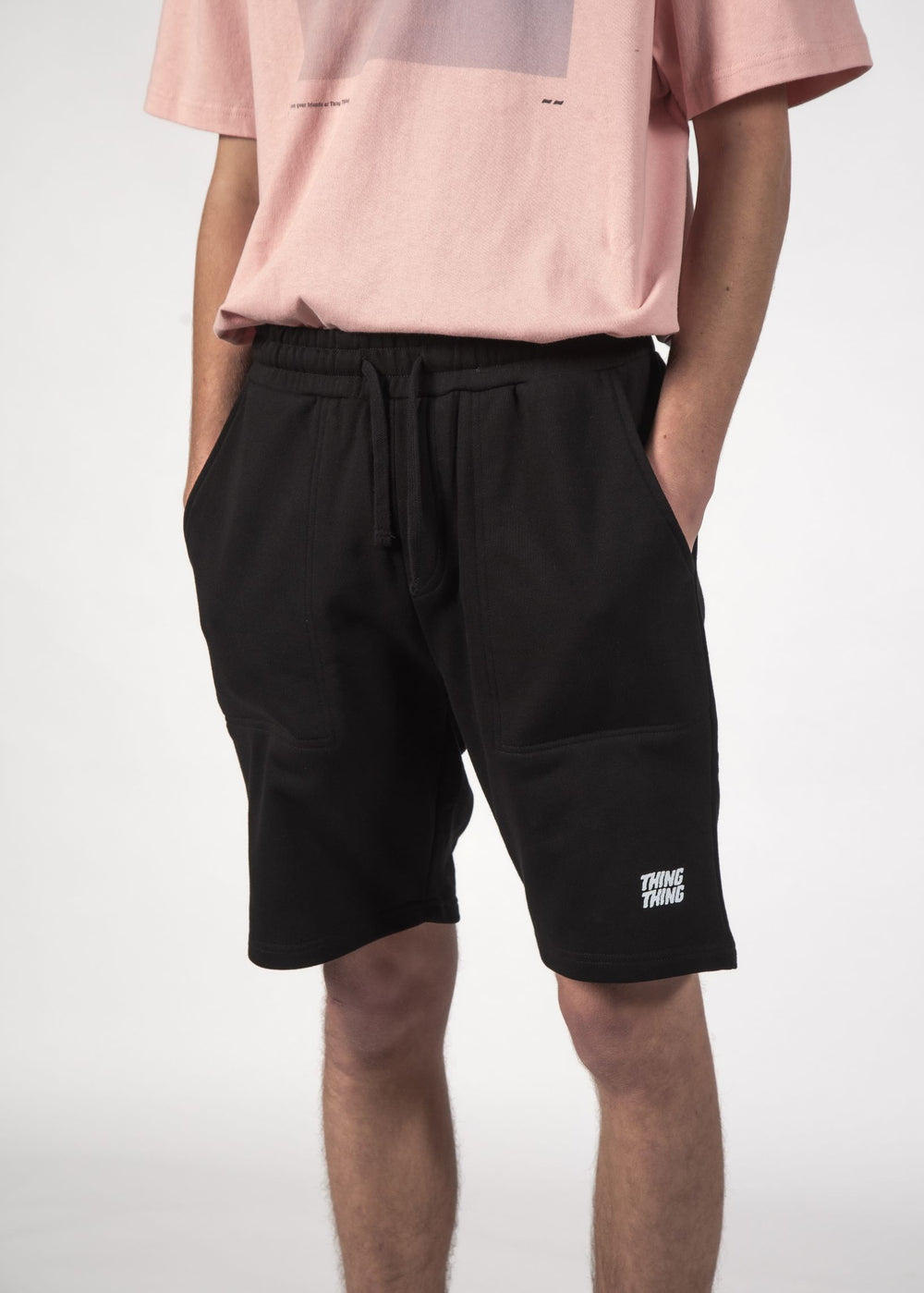 VEX TRACK SHORT - Black