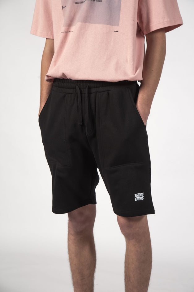 SALE - VEX TRACK SHORT - Black