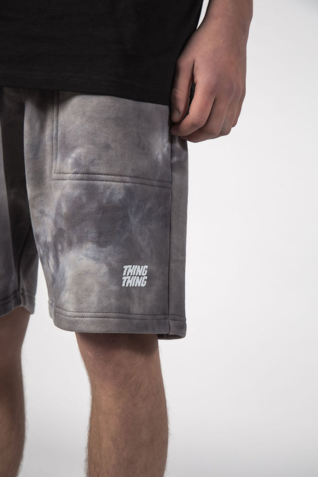 SALE - VEX TRACK SHORT - Grey Dye