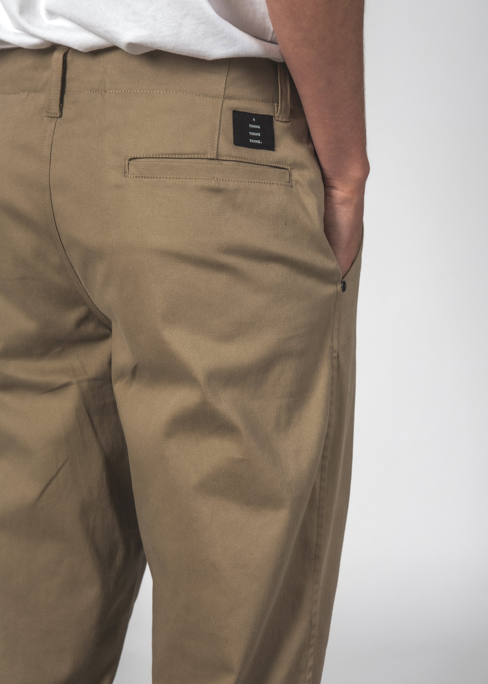 SALE - AXIS PANT - Tan