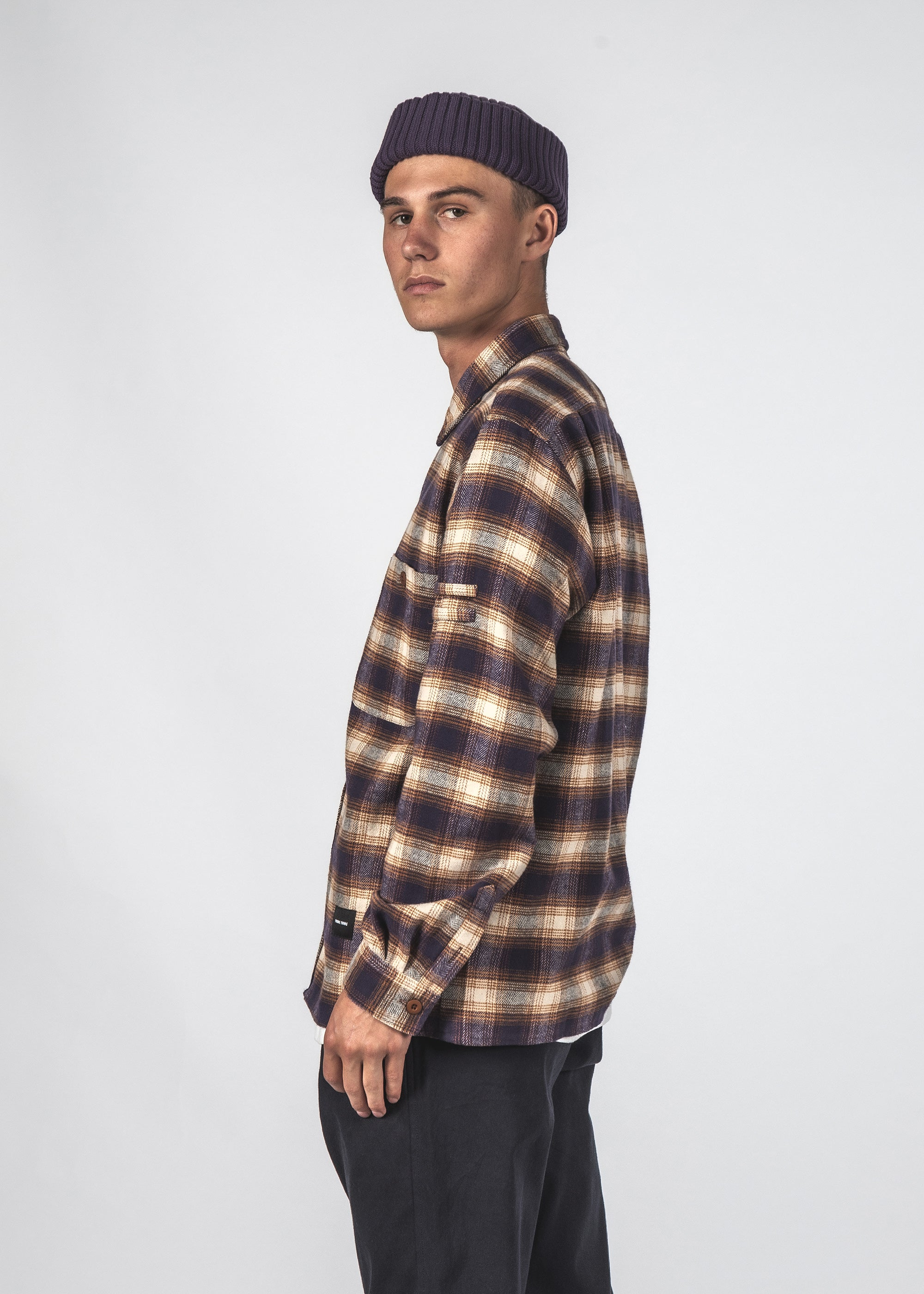 BUSCEMI SHIRT - WEST CHECK