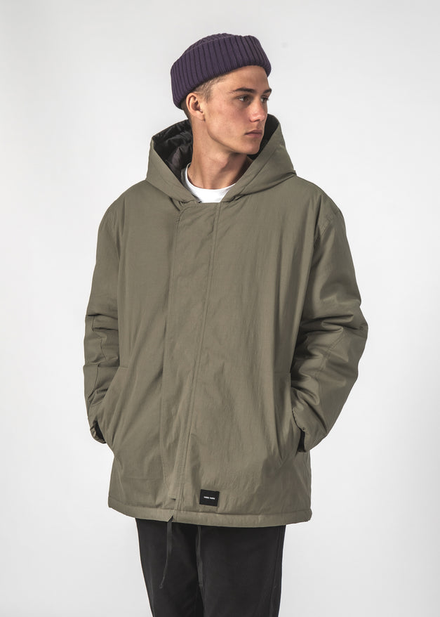 SHADE JACKET - ARMY