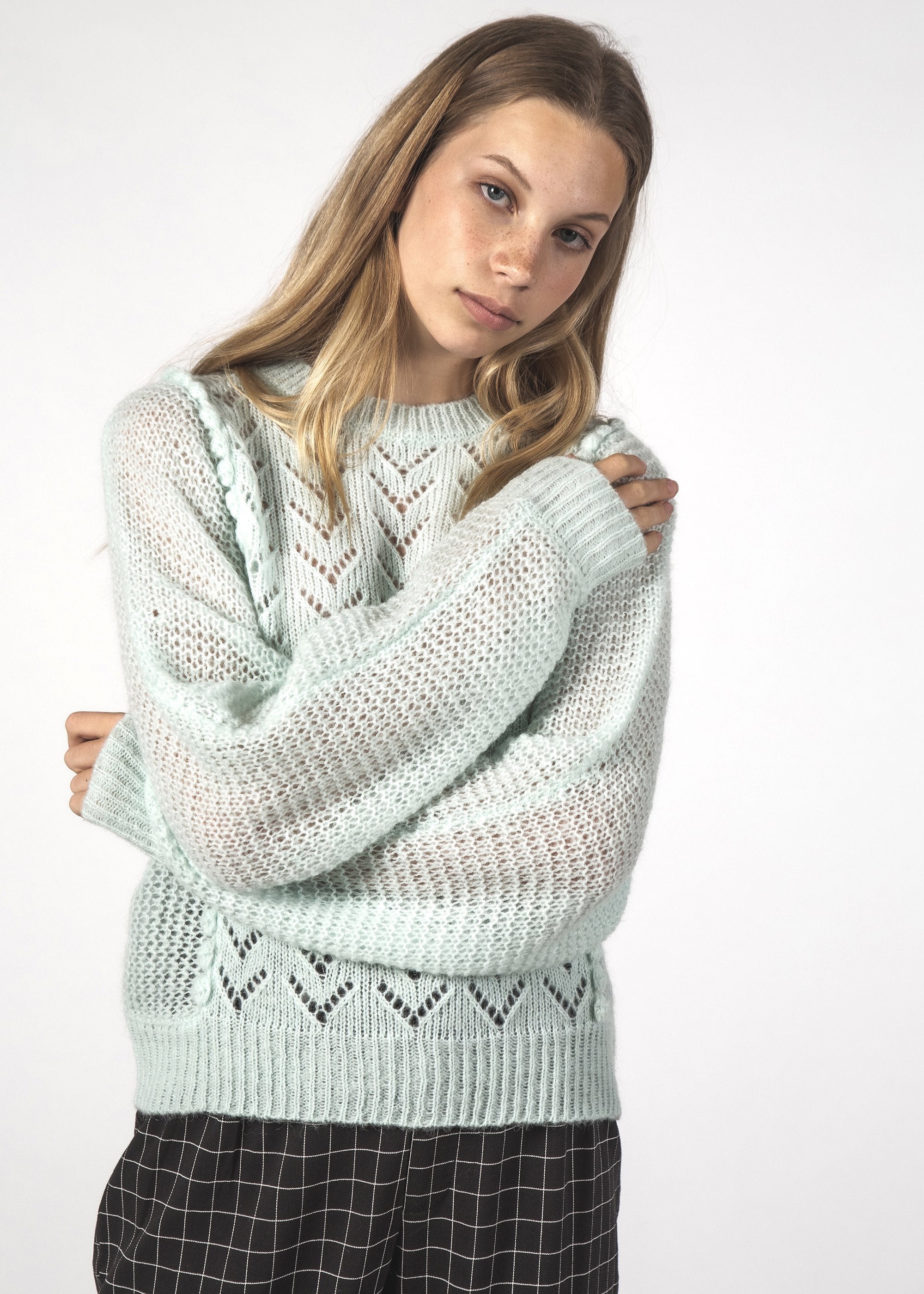 SALE - BOBBY JUMPER - Icey