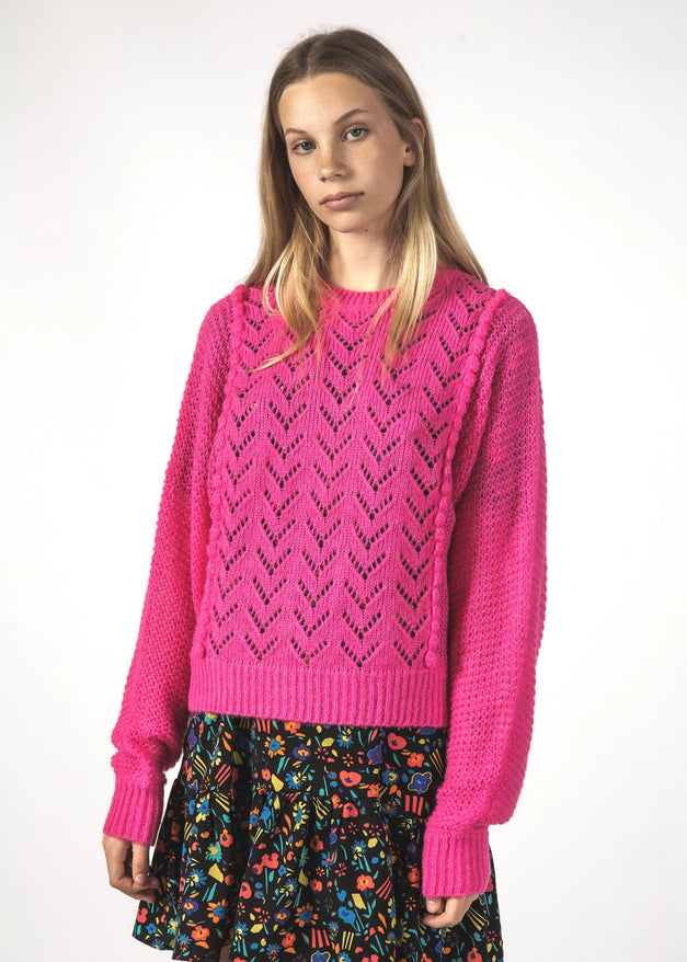 SALE - BOBBY JUMPER - Party Pink