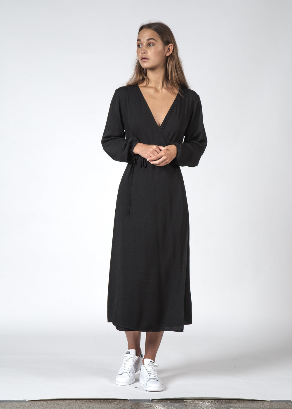 THE MILLIE DRESS BLACK