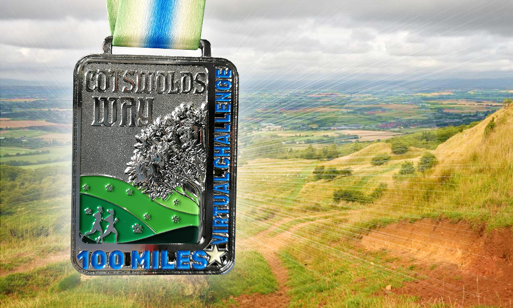 Cotswolds Way Medal
