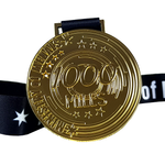 1000 miles gold medal 2020 virtual running challenge