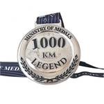 1000km Legend Virtual Challenge 2021