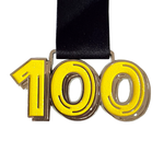 Run 100 Virtual Challenge October 2019 - 100 Miles/Kms