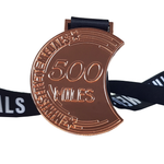 500 mile medal 2019 virtual race