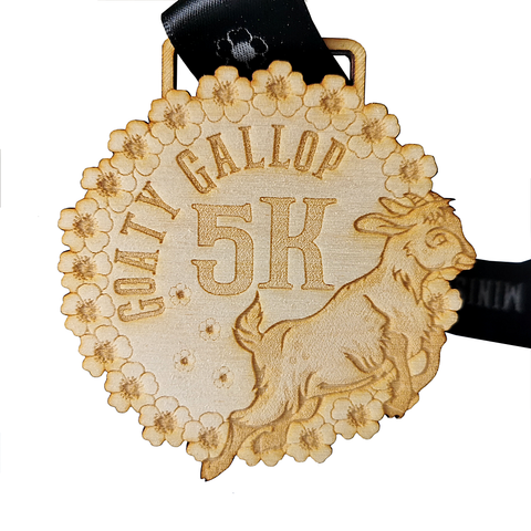 Goaty Gallop Virtual Run - 5k