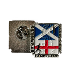 lands end lapel pin virtual running event medal