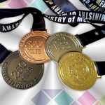 1000 miles 4 medal virtual running race challenge set 2020