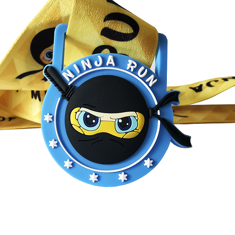 Kids Ninja Run - Virtual Challenge - Any Distance