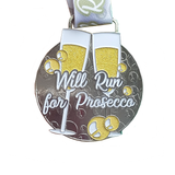 Will Run For Prosecco Virtual Race - Any Distance