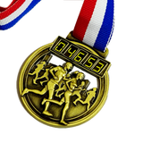 pb medal add your time gold medal virtual running race