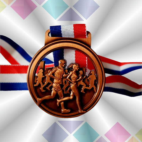 Run This Town Bronze 5k Virtual Challenge