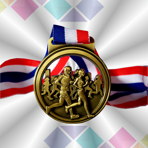 Run This Town Gold Half Marathon Virtual Challenge