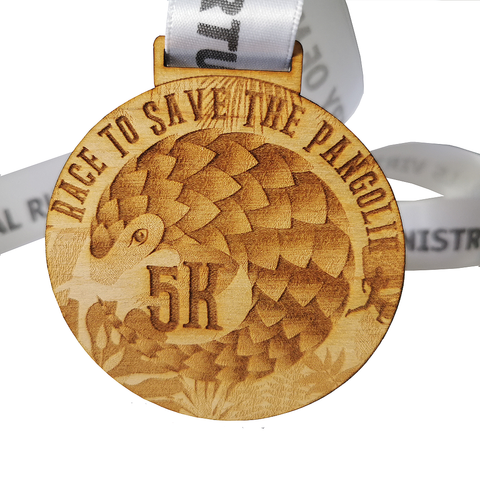 Race To Save The Pangolin - 5k