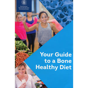 Guide to a Bone Healthy Diet – 50 Pack