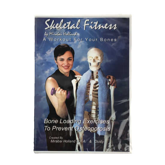 Skeletal Fitness DVD: A Workout for your Bones